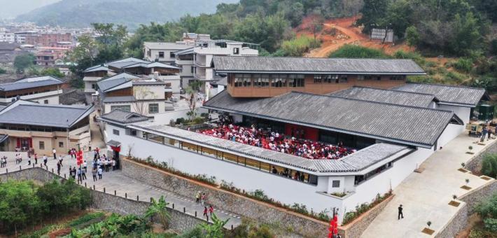 林风眠纪念馆广东梅州落成开放