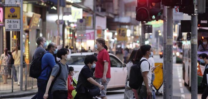 香港新增92例新冠肺炎确诊病例