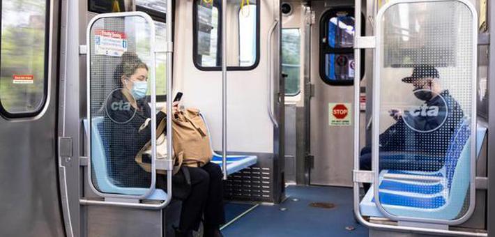 中车四方在美国制造的地铁试运行
