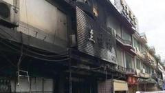 纵火案:家人称嫌犯喜欢KTV女服务员