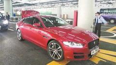 从香港口岸到珠海口岸 首辆私家车用时半小时