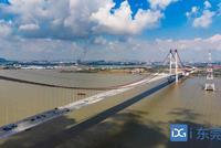 虎门二桥通行收费标准定了 7座以内小客车42元/次