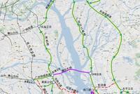 南沙大桥即将开通 一张图告诉你怎么走最方便
