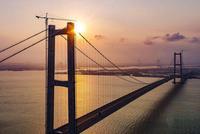 虎门二桥正式更名南沙大桥 构筑湾区快速交通网络