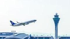 """受台风""""山竹""""影响 广州白云机场取消航班20小时"""