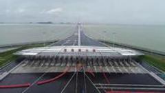 10月24日港珠澳大桥将正式通车 设计使用寿命120年