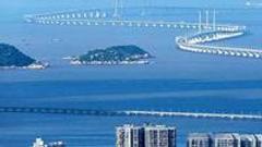 港珠澳大桥24日即将正式通车 这10件事你要知道