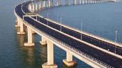 港珠澳大桥移动支付应用已上线 司机可实现挥卡畅游