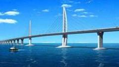 港珠澳大桥至珠海长隆直通专线大巴开通