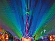 2018年广州国际灯光节亮灯 塔影光语最惊艳