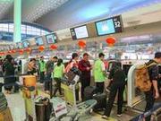 春节广州白云机场客流超145万 刷新多项历史纪录