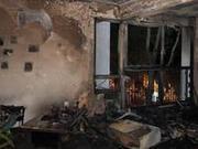 网友投诉志高空调自燃起火致房屋烧毁 厂家:正在调查