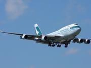 携程上买机票是香港公司代理出票  国泰航空称不能免费退!