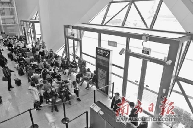 惠州机场春运陆续开通加班航线