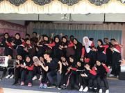为邱继文老师打call:青少年领袖在马来西亚!