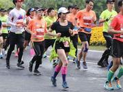 广州马拉松落幕 女子组全马成绩诞生新赛会记录
