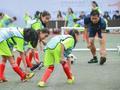 捷豹校园足球项目第三次体育老师培训落下帷幕