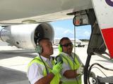 夏威夷航空降低碳排放量