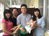 全国工商联领导携手爱心企业慰问童康脑瘫孤儿