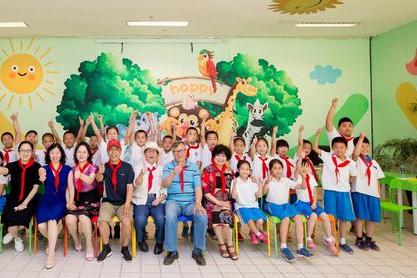 碧桂园美丽心灵教室六一特别活动举行