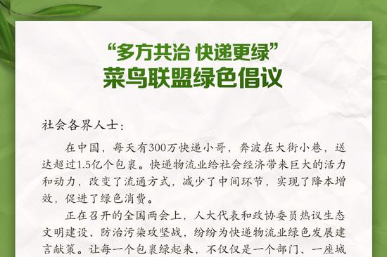 """中国快递""""绿皮书""""来了!?#22235;?#32852;合快递企业发出倡议"""