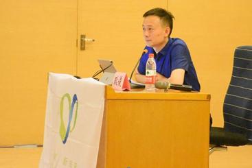 """助燃绿色青春""""环保先锋大讲堂""""走进南京审计大学"""
