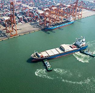 中国西南边陲崛起亿吨大港