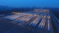 """受台风""""山竹""""影响 16日两广间跨省高铁全部停运"""