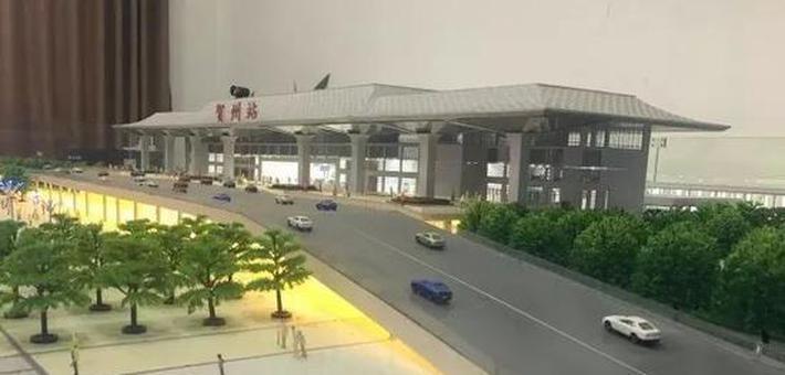 广西又一座火车站即将改造完工