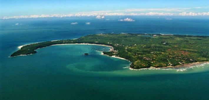 毕业季好去处 广西海岛去撒野