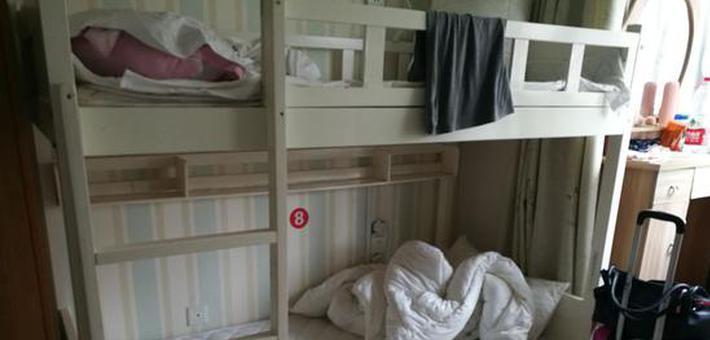 南宁小区变无证小旅馆 一户住下16人