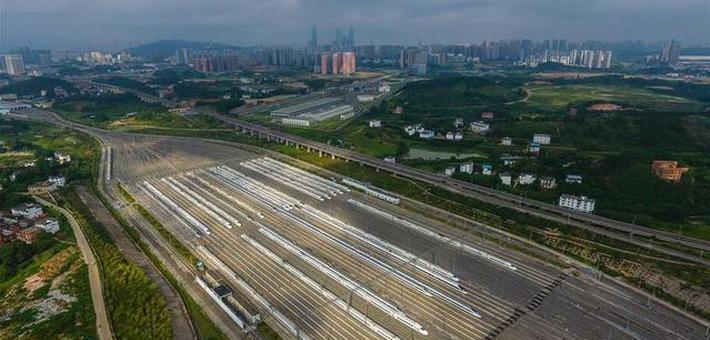 广西:立体交通向东盟