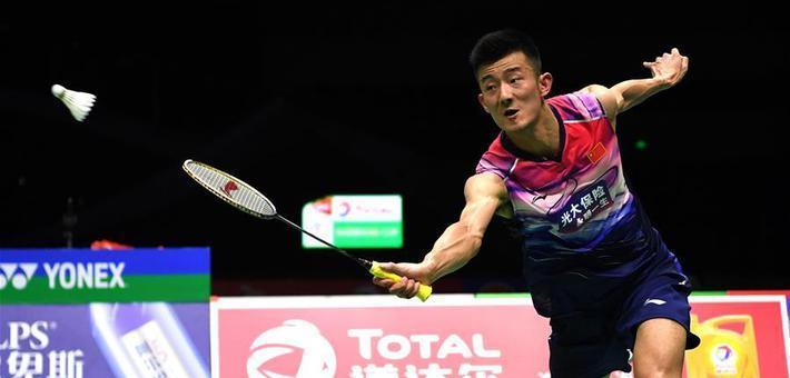 苏迪曼杯中国队晋级四强 谌龙不敌安塞龙