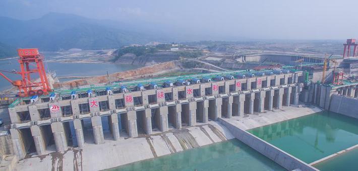 广西大藤峡工程:人字闸门世界最高