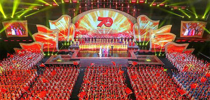 """南宁国际民歌节""""大地飞歌·2019""""唱响"""