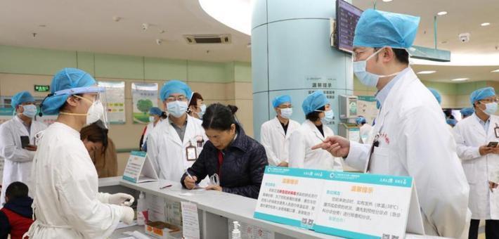 广西一医院2000余名医务人员坚守一线