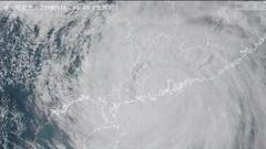 """台风""""山竹""""来袭 广西转移安置人员达251677人"""
