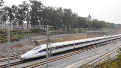 """台风""""山竹""""影响减弱 广西铁路18日恢复常态运行"""