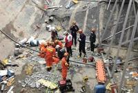 应急管理部:广西百色楼顶坍塌事故已救出66人