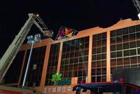 百色一楼房坍塌 卫健委派专家组指导伤员救治工作