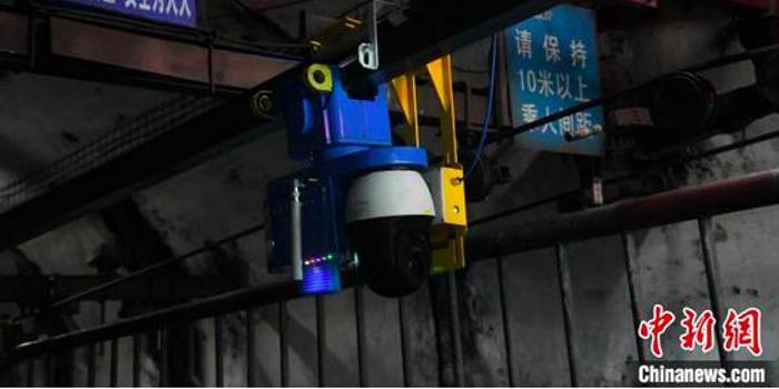 """ag体育娱乐:贵州加快煤矿智能化机械化升级创新 第一个""""智能机器人""""正在值班"""