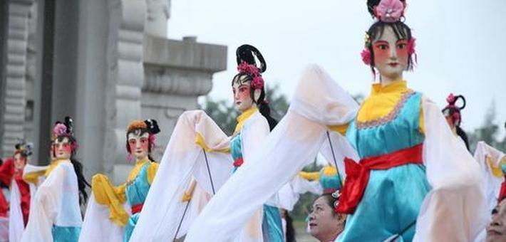文化瑰宝临高木偶戏流传民间300年