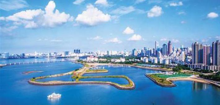 海口湾畅通工程计划5月正式开工