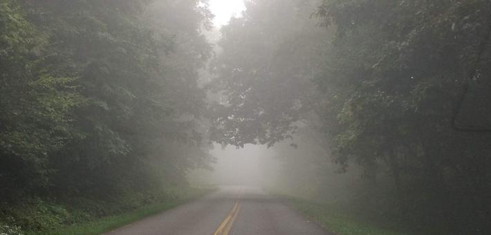 琼岛早晚局地有雾!