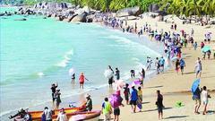潮起海之南:三亚旅游向高质量发展