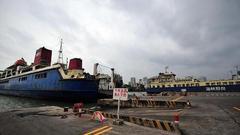 琼州海峡受热带低压影响预计停航持续两到三天