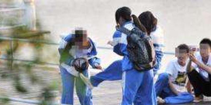 临高校园欺凌事件:3名打架学生被拘留10日罚5