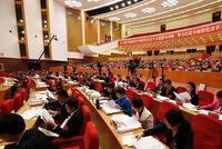 海南省政协七届二次会议联组讨论会 沈晓明听取发言