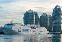 海南将高标准开发环南海和环海南岛邮轮航线