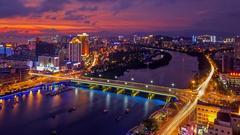 """海南国际友城已增至56对 国际""""朋友圈""""不断扩大"""